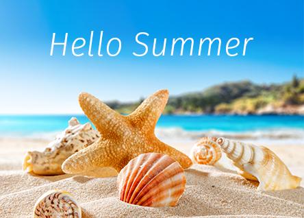 Подгответе се за лятото с парещи намаления и подаръци от Sunlike